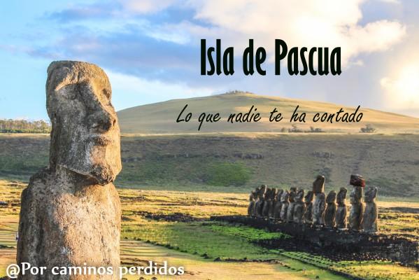 Titulo Isla de Pascua